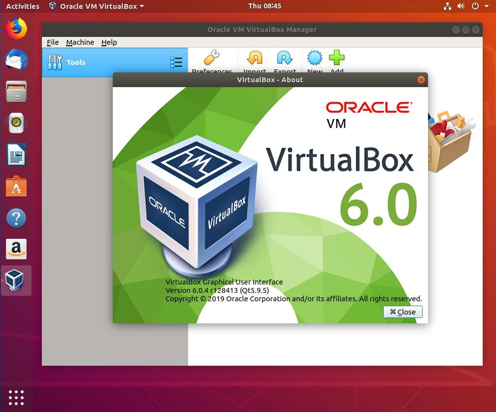 How To Install VirtualBox 6 x on Ubuntu 18 04 | LinuxBees